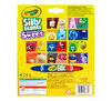 Silly Scents Sweet Dual-Ended Markers, 10 Count Back View