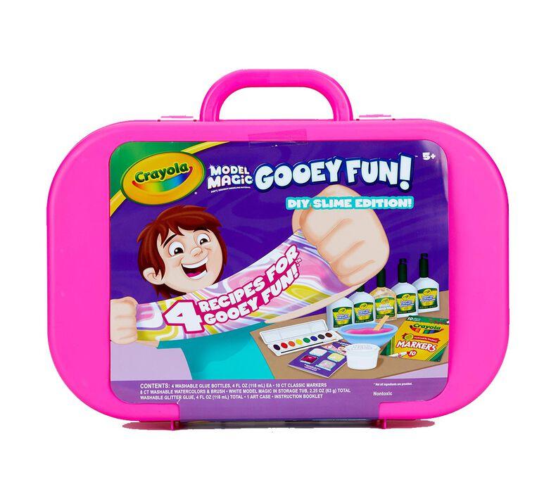 Model Magic Gooey Fun! DIY Slime Edition