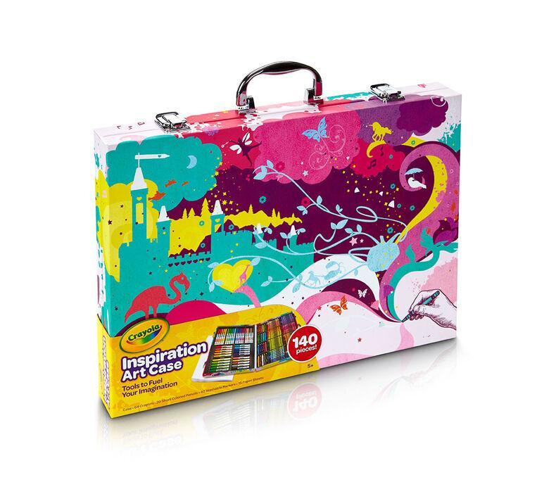 Inspiration Art Case, Pink