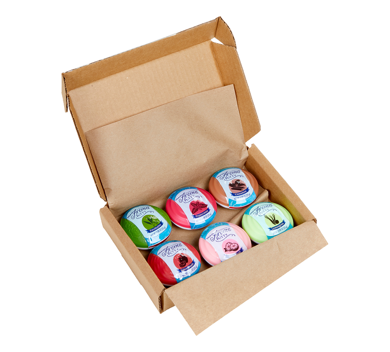 Aroma Putty, 6 Pack Revive