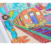 Art with Edge Art in the Streets Coloring Pages