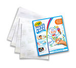 Color Wonder Refill Pages open