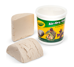 5 Pound White Air Dry Clay Resealable Bucket