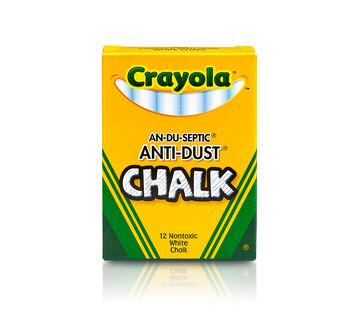 An-Du-Septic Anti-Dust Chalk Sticks 12 ct