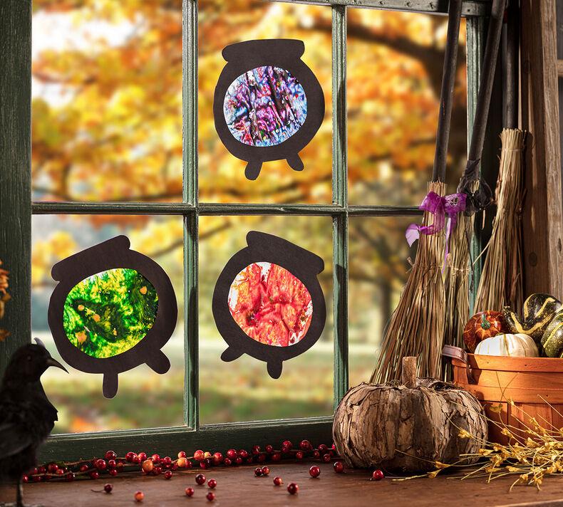 Witch's Cauldron Craft Kit