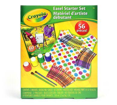 Easel Paint Color Accessory Set Crayola Com Crayola