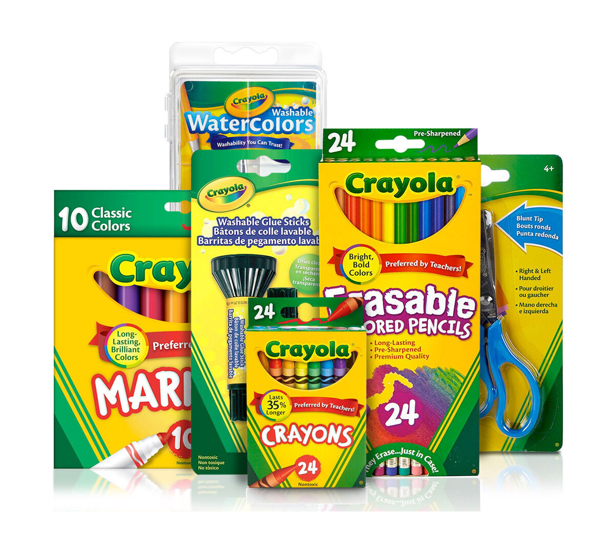 Back to School Supplies Kit (Grades 2-3)