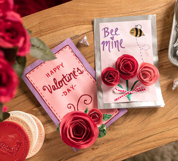 Valentine's Day Card 2-in-1 Craft Kit