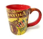 Crayola Vintage Mug 12 ounce