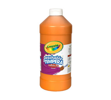 Artista II Washable Tempera Paint, 32 oz.-Choose Your Color