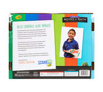 Crayola Math Everywhere Learning Games for Kids, Grades 3, 4, 5 Front View