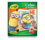 Color & Sticker, Despicable Me