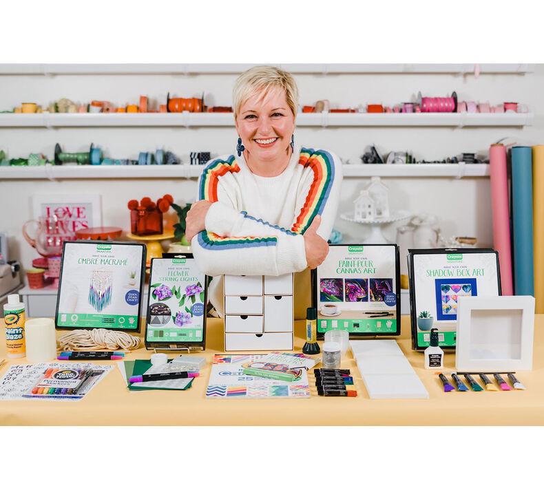 Beth Kingston's Adult Summer Camp Craft Kit - You Pick