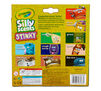 Silly Scents Stinky, Washable, Broad Line Markers, 10 Count Back View of Package