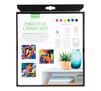 Signature Paint-Pour Canvas Kit Back View