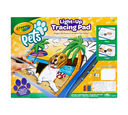 Pets Light Up Tracing Pad Front View