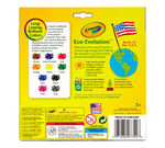 Crayola Markers 10 Count Broad Line Front