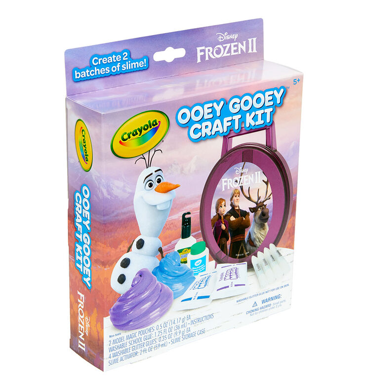 Frozen 2 Ooey Gooey Slime Kit