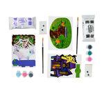 Halloween Model Magic Craft Kit Assortment, Set of 12