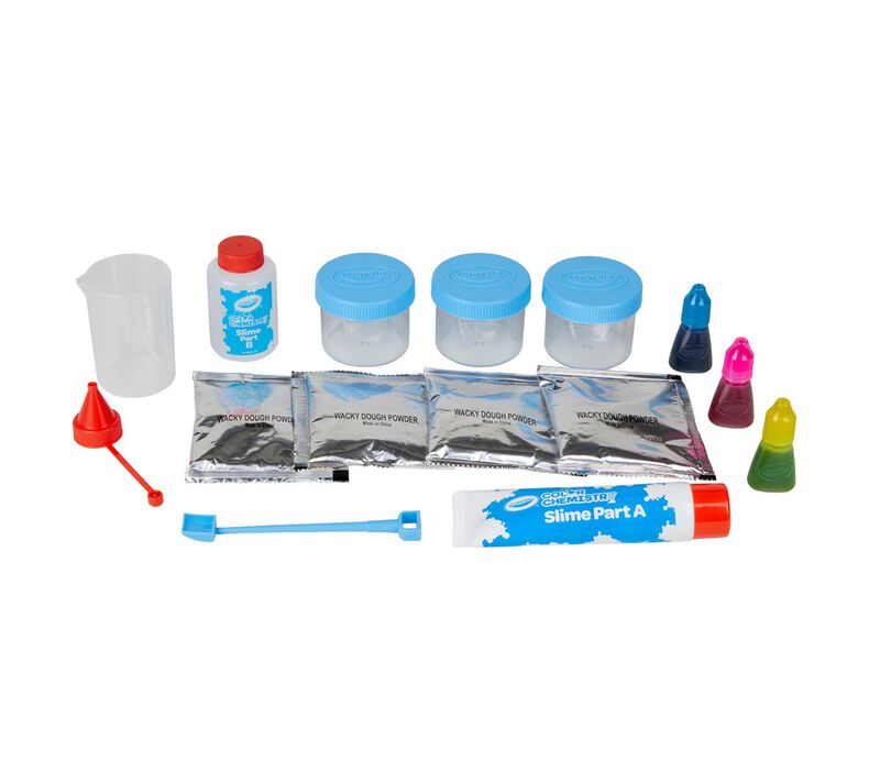 Silly Scents Wacky Dough Making Kit