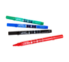 Take Note Low Odor Dry Erase Markers, 4 Count