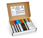 Super Tips Washable Markers 80count