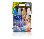 Frozen Washable Sidewalk Chalk - Color Your Heroes!, 4 count