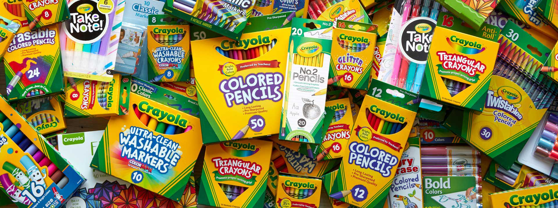Coloring & Drawing Supply Kits