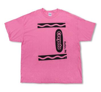 crayola adult im a crayon t shirt - Crayola Sign