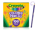 Colored Pencils, 100 Count Front View