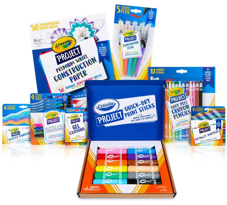 Crayola Project Supplies Kit - You Pick