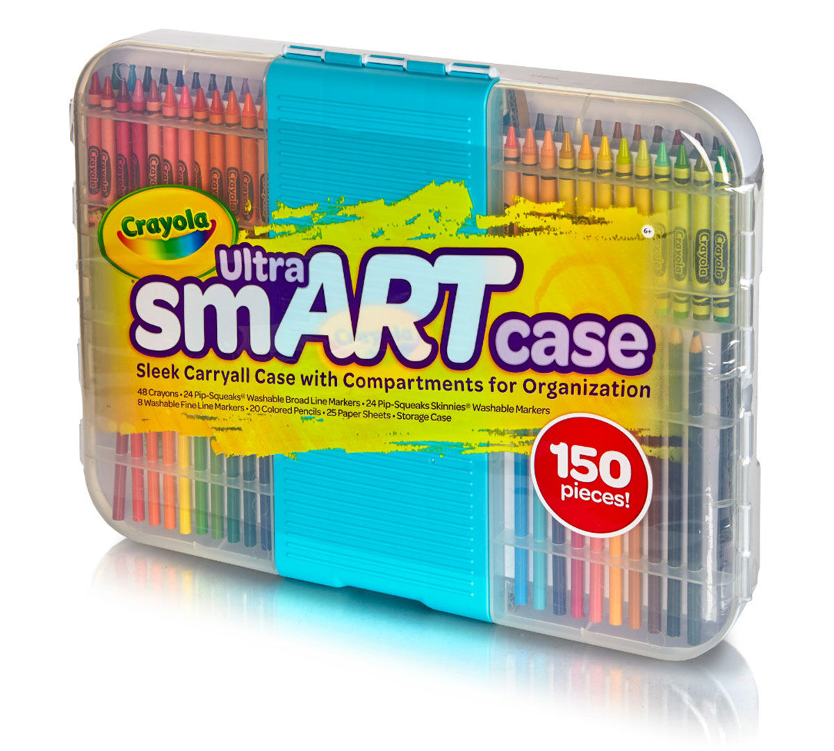 ultra smart case crayola