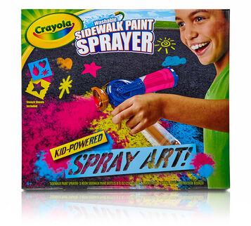 SIdewalk Paint Sprayer- Front