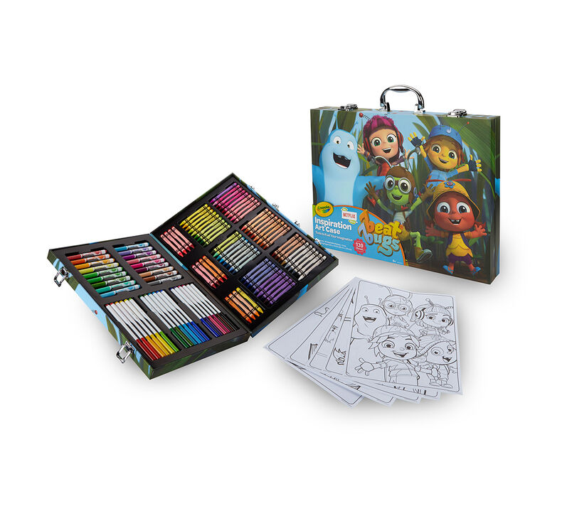 Inspiration Art Case, Beat Bugs