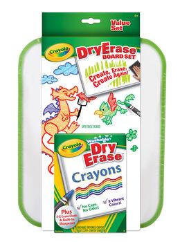 Dry Erase Board Value Set