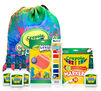 3-in-1 DIY Slime Craft Kit Front View of Components