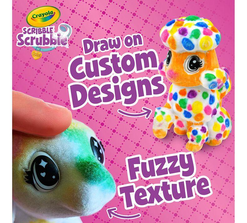 Scribble Scrubbie Pets Scrub Tub Playset