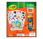 Coloring & Activity Pad w/Markers, Despicable Me 3