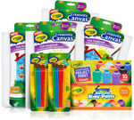 Canvas Painting Kids Party Craft Kit