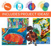 creatED Create-to-Learn Writing Project Kit, Grades 3-5 Project Ideas Included
