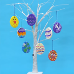 Model Magic Easter Egg Ornaments Craft Kit