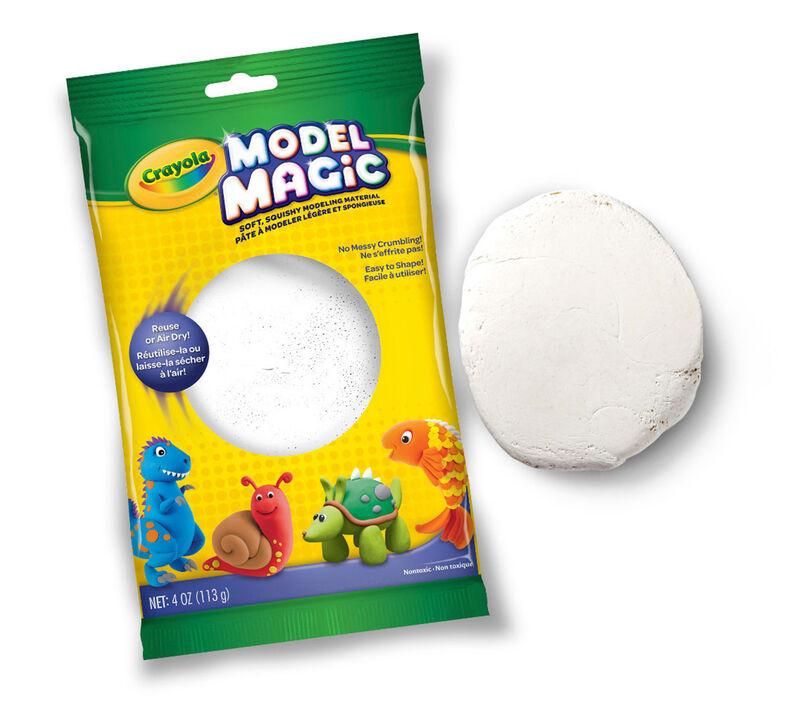 Model Magic 4-oz. White
