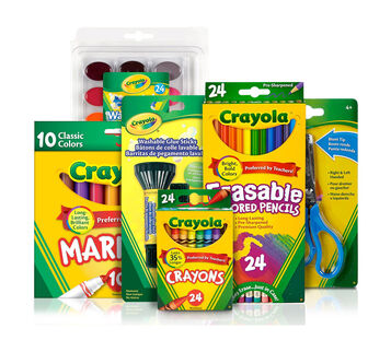 Back To School KIT- grades 4 to 6