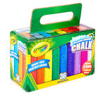 36 count Sidewalk Chalk front