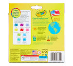 Broad Line Markers, Assorted Colors, 10 Count Bold and Bright Front View of Package