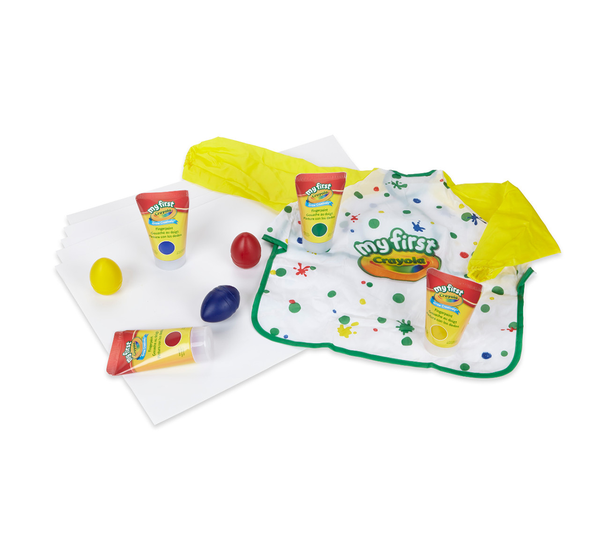 Gift Art Set for Toddlers My First Crayola First Marks Bundle