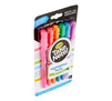 Take Note Dual Tip Highlighter Pens, 6 Count Left Angle