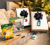3D Winter Holiday Gift Tags Craft Kit