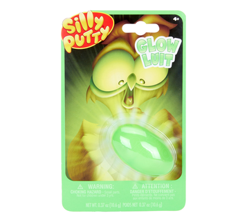 Silly Putty Glow