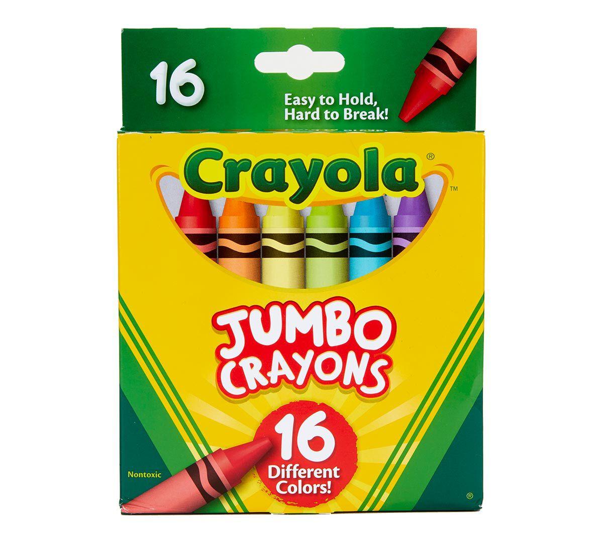 Baby Shark Coloring Set with Jumbo Crayons   Crayola.com ...